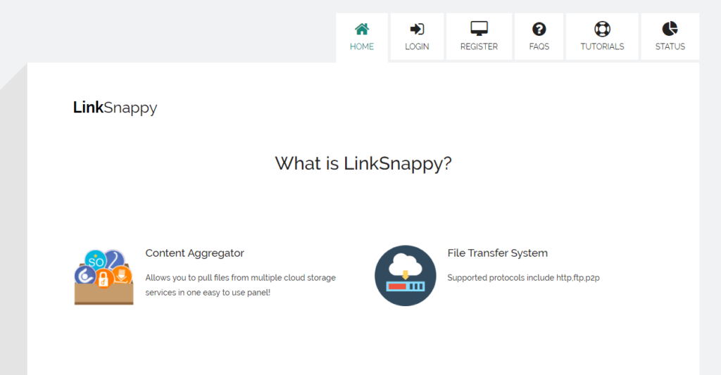 LinkSnappy debrid review